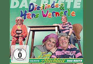 Hans & Dietlinde Wernerle - Zum Abschluss das Beste  - (CD + DVD Video)