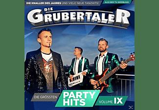 Die Grubertaler - Die Größten Partyhits Vol.9  - (CD)