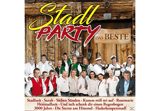 VARIOUS - Stadlparty-Das Beste-30 St  - (CD)