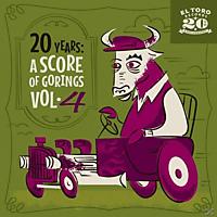 VARIOUS - 20 Years-A Score Of Gorings Vol.4 [Vinyl]