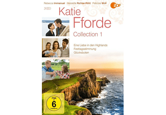 Katie Fforde Collection 1 DVD