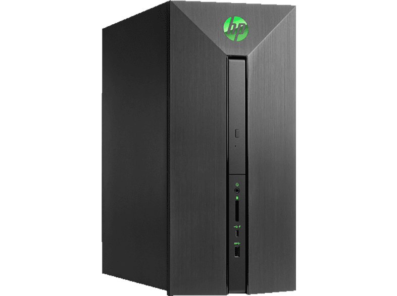 HP Pavilion Power Desktop - 580-012ng, Gaming PC mit Core™ i5 Prozessor, 16 GB RAM, 2 TB HDD, 128 GB SSD, GeForce® GTX 1060, 3 GB