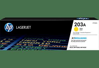 HP 203A Toner Gelb (CF542A)