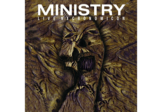Ministry - Live Necronomicon - (CD)