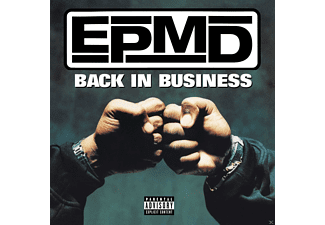 EPMD - Back In Business (2LP) - (Vinyl)