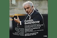 Daniel Barenboim, VARIOUS - Daniel Barenboim Box Vol.2-Pianist und Dirigent [DVD]