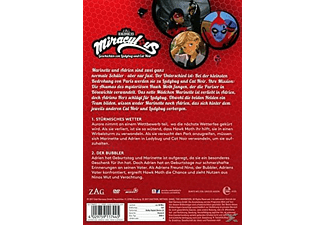 Miraculous 1 - Geschichten von Ladybug und Cat Noir - Stürmisches Wetter DVD