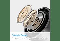 ANKER SoundBuds Life, In-ear Kopfhörer Bluetooth Silber