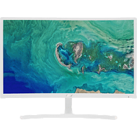 ACER ED242QR Curved 23.6 Zoll Full-HD Monitor (4 ms Reaktionszeit, FreeSync, 75 Hz)