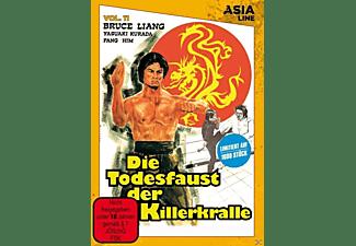Die Todesfaust der Killerkralle DVD