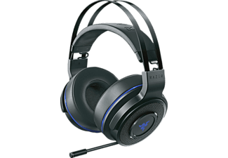 RAZER Thresher 7.1 PS4 kabellos Gaming Headset, Schwarz