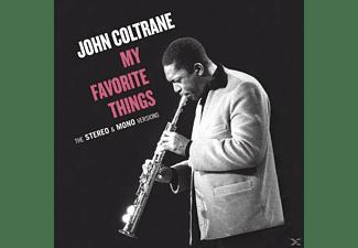 John Coltrane - My Favorite Things-The Stereo & Mono Versions  - (CD)