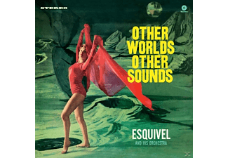 Juan García & His Orchestra Esquivel - Other Worlds,Other Sounds (Ltd.180g Vinyl)  - (Vinyl)