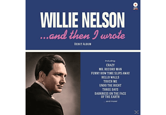 Willie Nelson - And Then I Wrote (Ltd.180g Vinyl)  - (Vinyl)