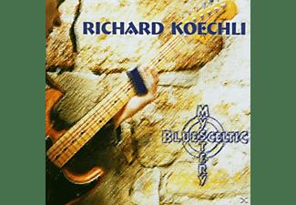 Richard Koechli - Blue Celtic Mystery  - (CD)