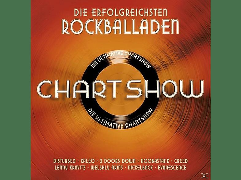 VARIOUS - Die Ultimative Chartshow-Rockballaden [CD]
