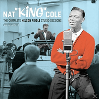Nat King Cole - The Complete Nelson Riddle Studio Sessions [CD]
