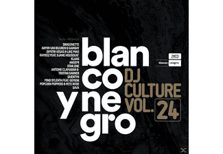 VARIOUS - Blanco Y Negro DJ Culture Vol.24  - (CD)