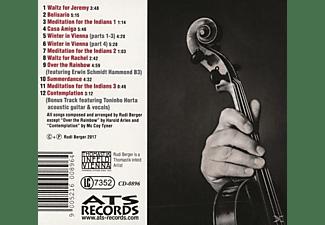 Rudi & The Three World Band Berger - Contemplation  - (CD)