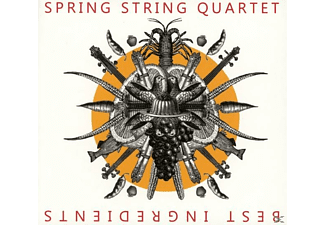 Spring String Quartet - Best Ingredients  - (CD)