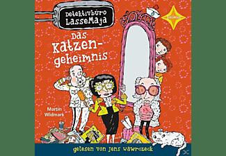 Martin Widmark - Das Katzengeheimnis  - (CD)
