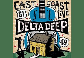 Delta Deep - East Coast Live (Ltd.Gatefold/Black Vinyl)  - (Vinyl)