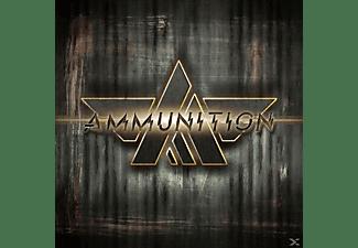 Ammunition - Ammunition (Ltd.Gatefold/Black Vinyl/180 Gramm)  - (Vinyl)