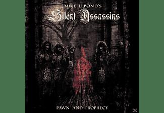 Mike Leopold's Silent Assassins - Pawn Aand Prophecy (Ltd.Gatefold/Black Vinyl)  - (Vinyl)