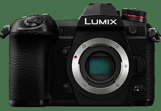 PANASONIC Lumix DC-G9EG-K Systemkamera 20.33 Megapixel, 7,5 cm Display, WLAN