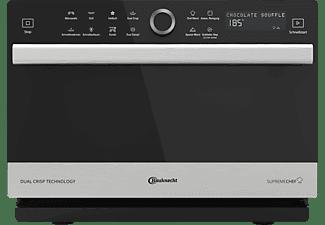 BAUKNECHT MW 3391 SX Mikrowelle (1000 Watt)