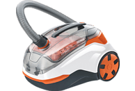 THOMAS 786.550 Cycloon Hybrid Pet & Friends Bodenstaubsauger Staubsauger, maximale Leistung: 1700 Watt, Orange/Weiß)