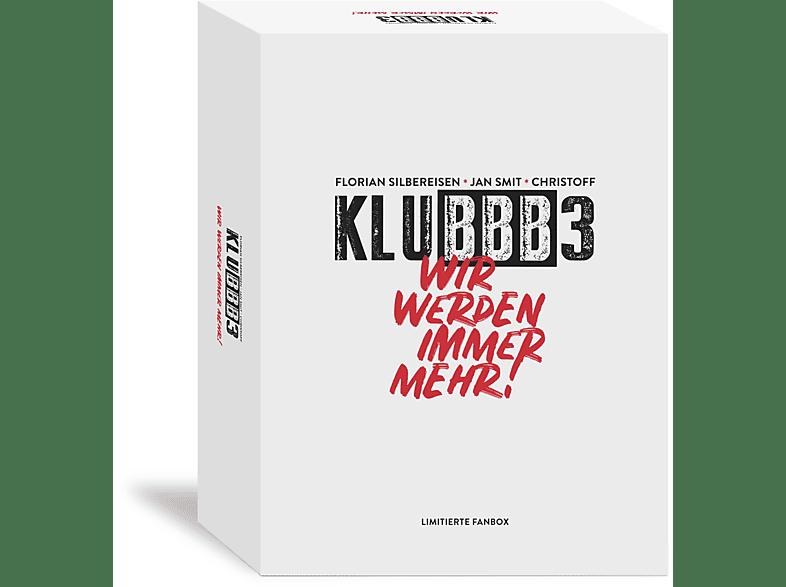 Klubbb 3 - Wir werden immer mehr! (Fanbox) [CD]
