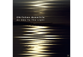 Christos Asonitis - An Ode To The Light  - (CD)