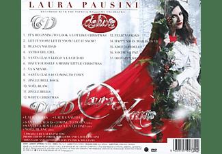 Laura Pausini - Laura Xmas (Deluxe)  - (CD + DVD Video)
