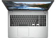 DELL INSPIRON 15-5570, Notebook mit 15.6 Zoll Display, Core™ i5 Prozessor, 8 GB RAM, 256 GB SSD, Radeon 530, Silber