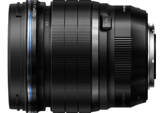 OLYMPUS M.Zuiko Digital ED 45 mm - 45 mm f/1.2 PRO (Objektiv für Micro-Four-Thirds, Schwarz)