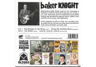 Baker Knight - Bop Boogie To The Blues EP - (Vinyl)