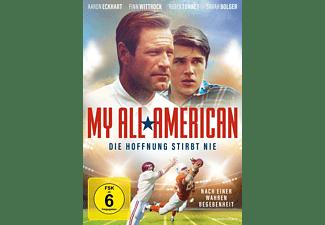 My All-American - Die Hoffnung stirbt nie DVD