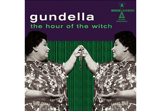 Gundella - The Hour Of The Witch (CD)  - (CD)