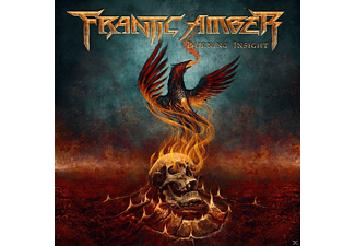 Frantic Amber - Burning Light (Vinyl) - (Vinyl)