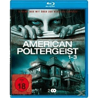 American Poltergeist 1-3 [Blu-ray]