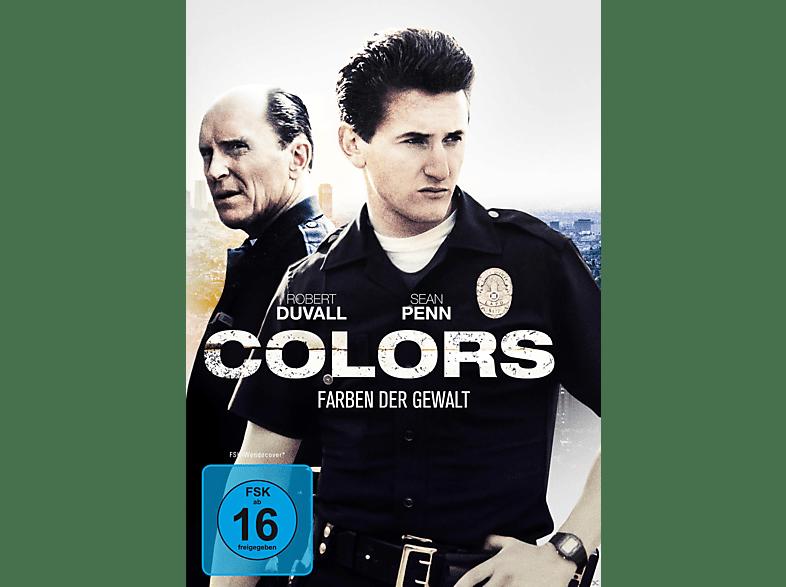 Colors: Farben der Gewalt [DVD]