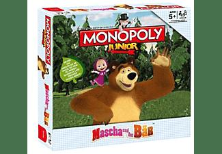"""Monopoly Junior """"Mascha und der Bär"""""""