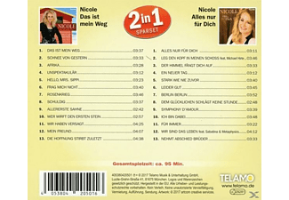 Nicole - 2 in 1  - (CD)