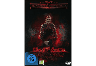 Blood Red Sandman DVD