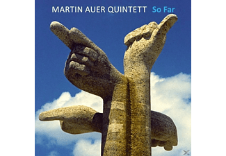 Martin Quintett Auer - So Far - (CD)