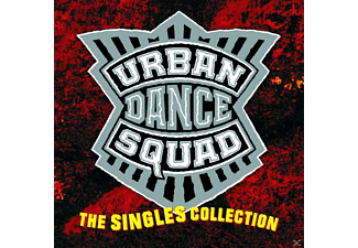 Urban Dance Squad - Singles Collection  - (CD)