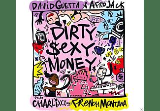 David Guetta, Afrojack - Dirty Sexy Money  - (5 Zoll Single CD (2-Track))