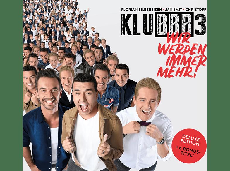 Klubbb 3 - Wir werden immer mehr! (Deluxe) [CD]