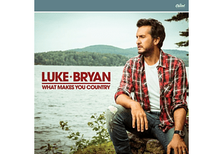 Luke Bryan - What Makes You Country (CD)